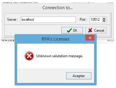 RPA Licenses